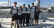 USFSP Coed Sailing Team Wins Collegiate Offshore Regatta