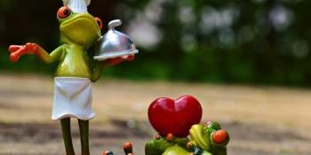Frogs | Valentine's Day | Recipe