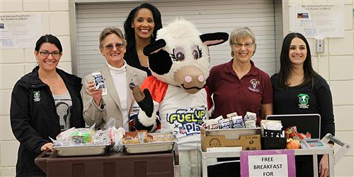 Merry Moo | Dairy Council of Florida | Tarpon Springs Middle School