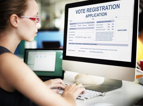 Voter Registration   Election   Politics