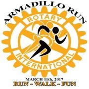 Armadillo Run Is Saturday