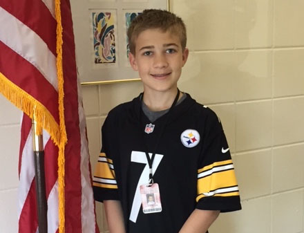 Carson McGrail | Clearwater Fundamental Middle School | Geography Bee