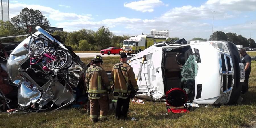 Hillsborough Single-Vehicle Crash Seriously Injures One | Tampa Bay