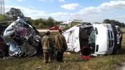 Hillsborough Single-Vehicle Crash Seriously Injures One