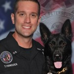 Officer Hancock and Tyson | St Petersburg PD | Police Dogs