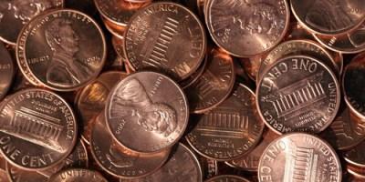 Pennies | Money | Tax