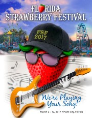 Strawberry Festival Kicks Off on Thursday