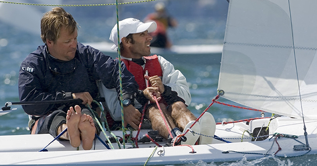 Alan Capellin | USFSP Sailing | Warrior Sailing