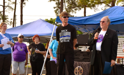 Chris Burke | Thom Barnhorn | Relay for Life Central Pinellas