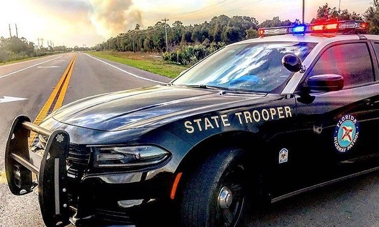 FHP Patrol Car | Florida Highway Patrol | Traffic