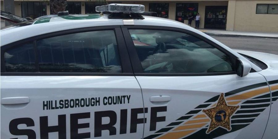 Hillsborough Sheriff Car | Public Safety | Law Enforcement