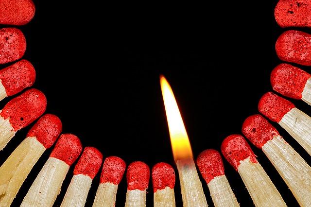 Matches | Fire | Burn Ban