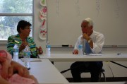 Crist Hears of Risk of Cutbacks to Substance Abuse, Mental Health Services