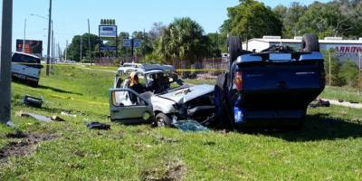 Pinellas Park Road Rage | Pinellas Park Police | Traffic Crash