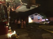 One Injured in Tampa House Fire