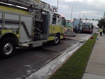 PSTA Bus Crash | Florida Highway Patrol | TB Reporter