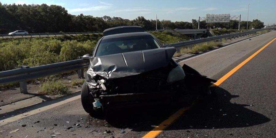 Hit and Run | Florida Highway Patrol | Traffic Crash
