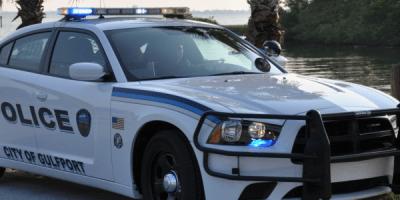 Gulfport Police Car   Crime   Public Safety