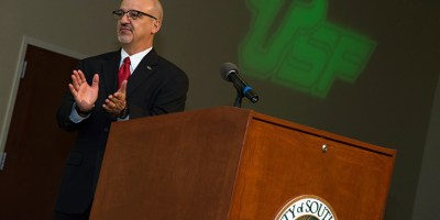 Paul Dosal | USF | Education