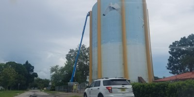 Water Tower | Seminole | Landmark