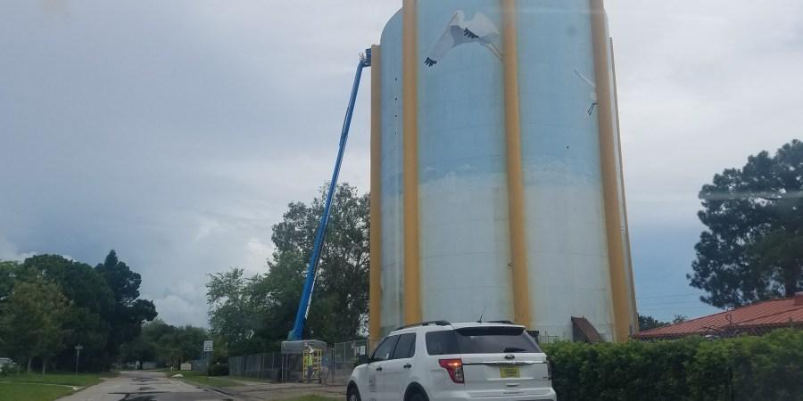 Water Tower   Seminole   Landmark