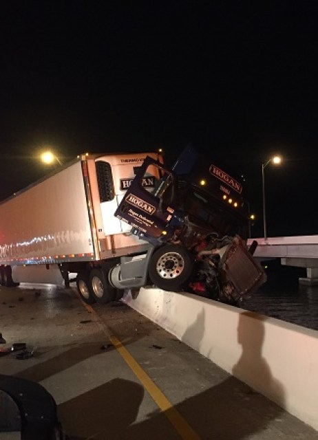 Howard Frankland Bridge | FHP | TB Repoter