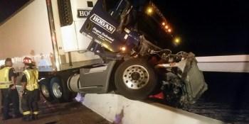 Howard Frankland Bridge | FHP | Crash