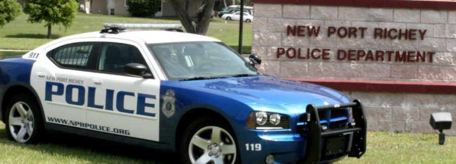 New Port Richey Police | Police Car | Law Enforcement