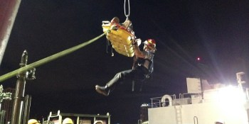 Tampa Fire Rescue | Port Tampa Bay | Paramedics