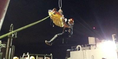Tampa Fire Rescue   Port Tampa Bay   Paramedics
