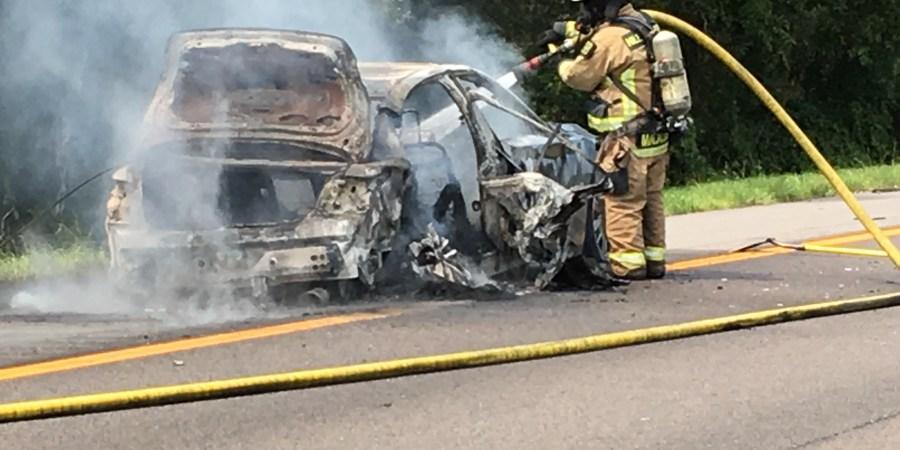 I-75 Crash | Florida Highway Patrol | Hit and Run