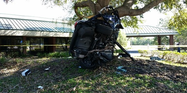 Pinellas Park Police | Traffic Crash | Antonio Lucia