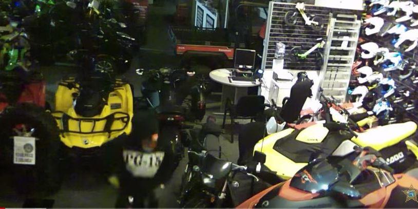 Crime | Hillsborough Sheriff | Tampa Power Sports