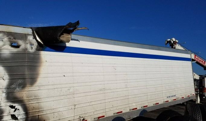 Pumpkin Truck | Florida Highway Patrol | TB Reporter