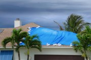 Pinellas: Operation Blue Roof Helps with Hurricane Damage