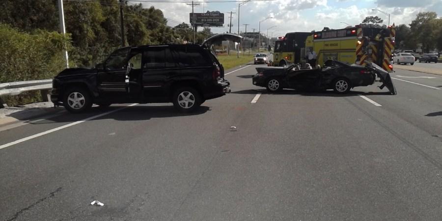 Driver Critical After Hillsborough Crash | Tampa Bay Reporter
