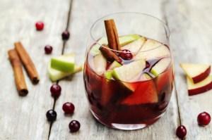 Apples | Red Wine | Sangria
