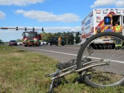 Bicyclist Critical After East Lake Crash