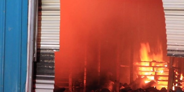 Hillsborough Fire Rescue | Causeway Boulevard Fire | FIre