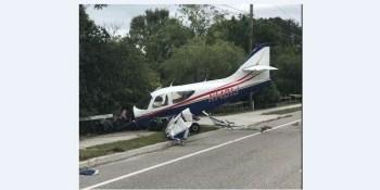 Plane Crash   Pinellas Sheriff   Keene Road