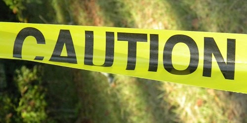 Police Tape   Caution   Safety