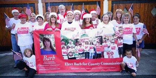 Barb Haselden   Pinellas Couonty Commission   Politics
