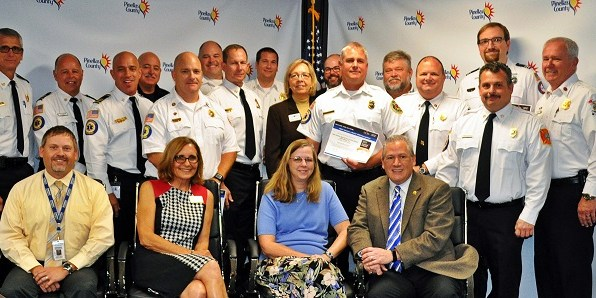 Pinellas EMS Award | Health | American Heart Association