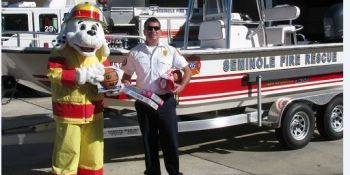Seminole Fire | Toy Drive | Fill the Boat