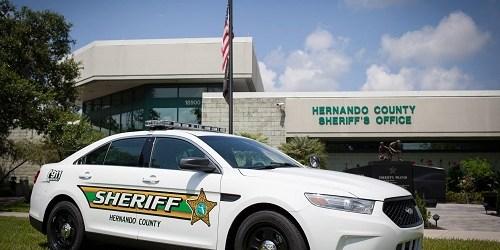 Hernando Sheriff   Police Car   Law Enforcement