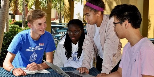 St Petersburg Collegiate High School | St Petersburg College | Blue Ribbon School