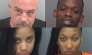 St. Petersburg Death Investigation Results in Several Arrests