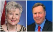 Finnerty, Frizsolowski Reelected in St. Pete Beach