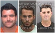 Three Accused in Shark-Dragging Video