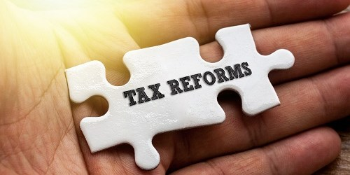 Tax Reform | Taxes | Charles Thomas
